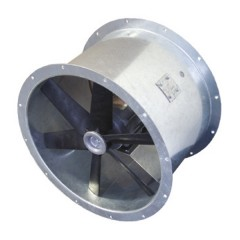 In-Line Axial Fan EX'D'