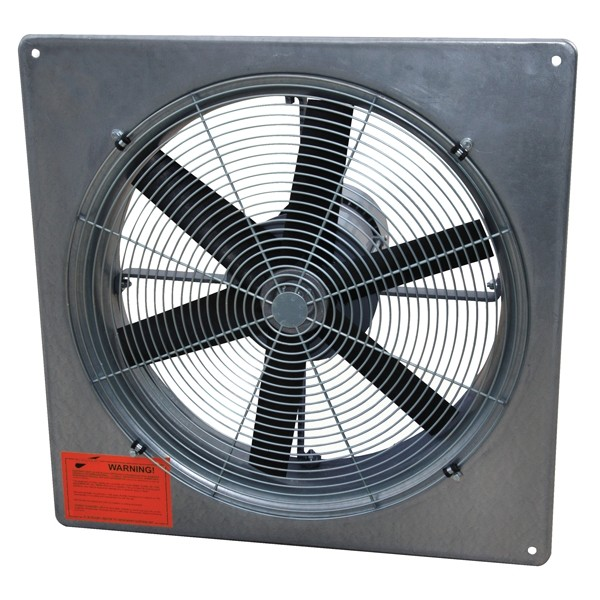 Plate Mounted Axial Fan EXD