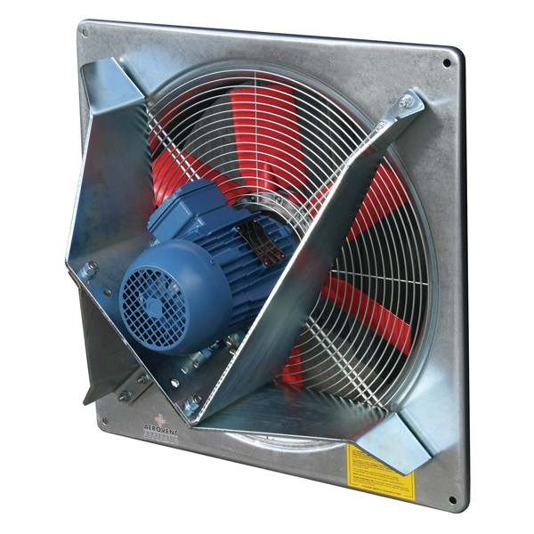 Plate Mounted Axial Fan Wall Mount