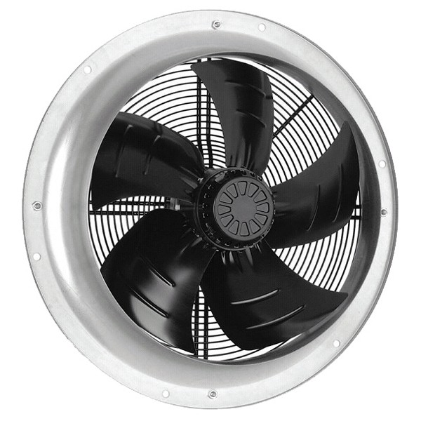 Ring Plate Mounted Axial Fan