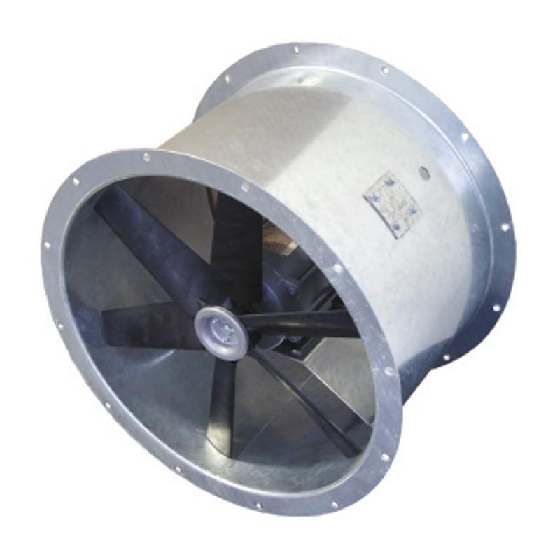 Finish Line Motors >> In-Line Axial Fan EX'D'   Commercial & Industrial Fans
