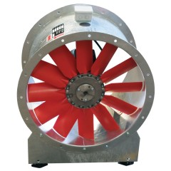 In-Line Axial Fan
