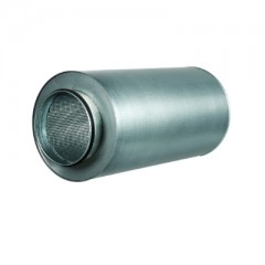 Round Duct Silencer