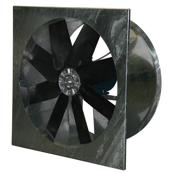 Heavy Duty Plate Mounted Axial Fan