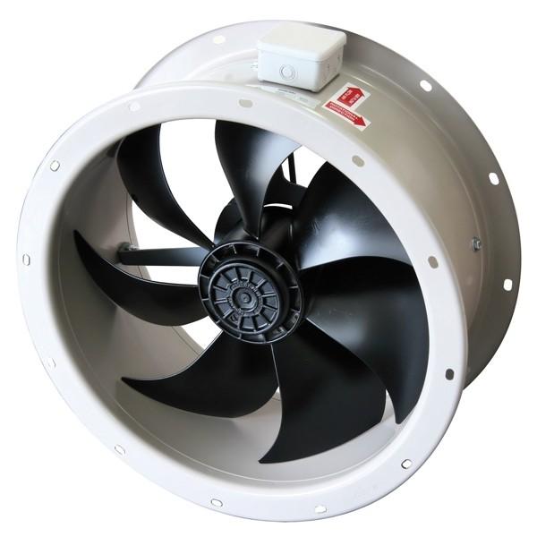 Short Case Axial Fan