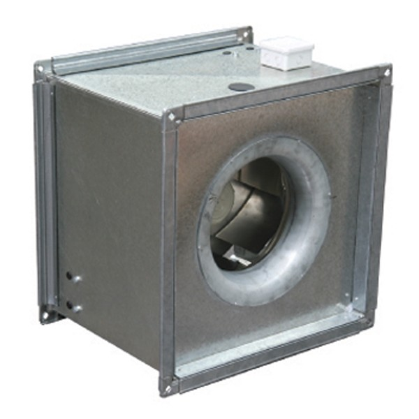Square Inline Centrifugal Fan